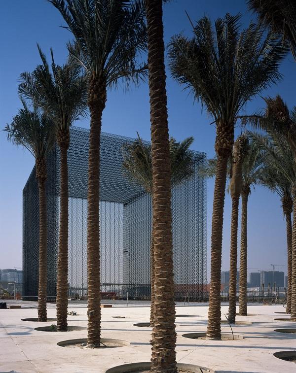 Gerbang Dubai Expo 2020 Didesain Bergaya <i>Mashrabiya</i>