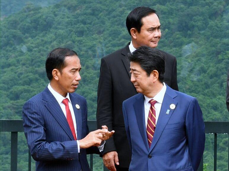 Jokowi Dorong Negara APEC Jalankan Digital Ekonomi