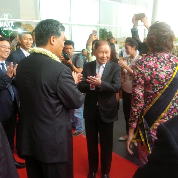 Lippo Gandeng Dua Investor Tiongkok Bangun Kawasan Industri Rp190 Triliun