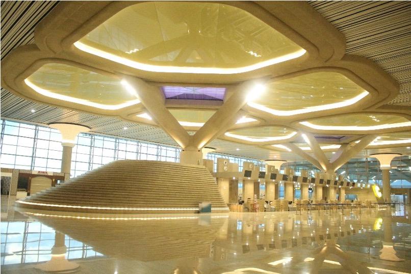 Proyek New Yogyakarta International Airport Rampung