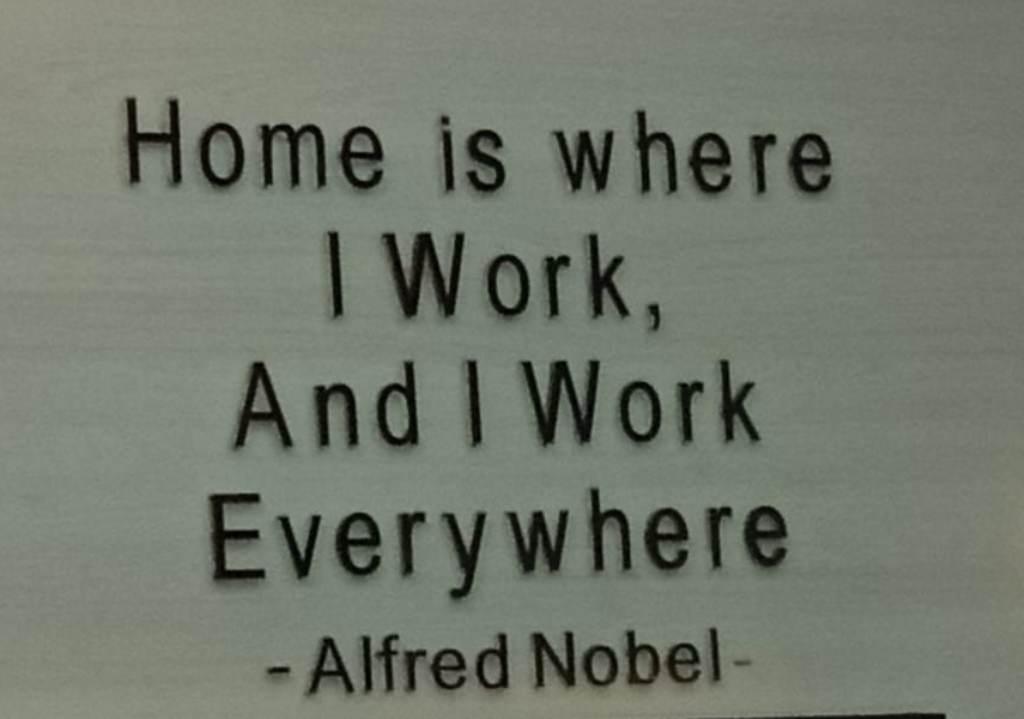 Menyambut Era Penerapan <i>Working at Home</i>