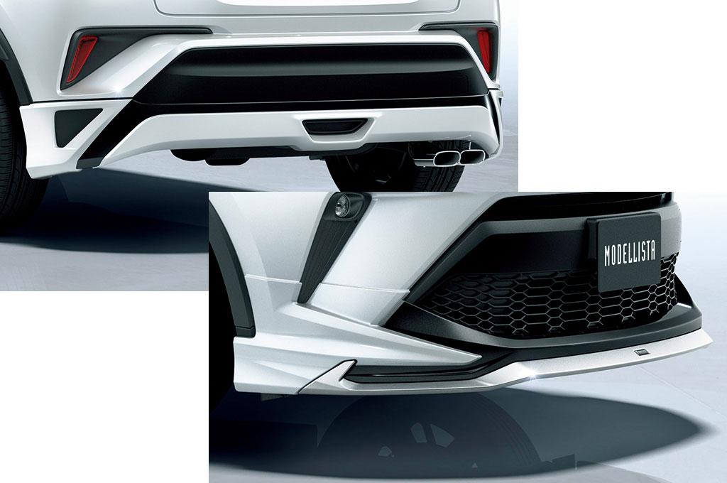 Paduan Gaya Sporty & Elegant di Toyota C-HR