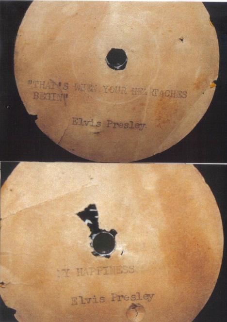 Pembeli Misterius Rekaman Pertama Elvis Senilai USD300.000 Terungkap