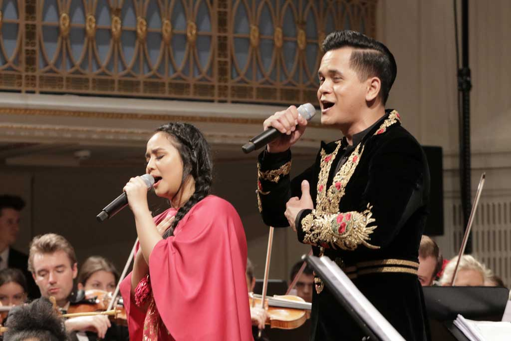 Cerita Perkawinan Musik Koplo dengan Musik Klasik di Austria