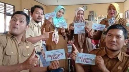 Enam ASN di Tangerang Dipecat Karena Tidak Netral