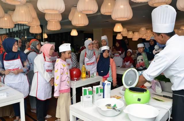 Mother's Day Fun Cooking Class di Hari Ibu