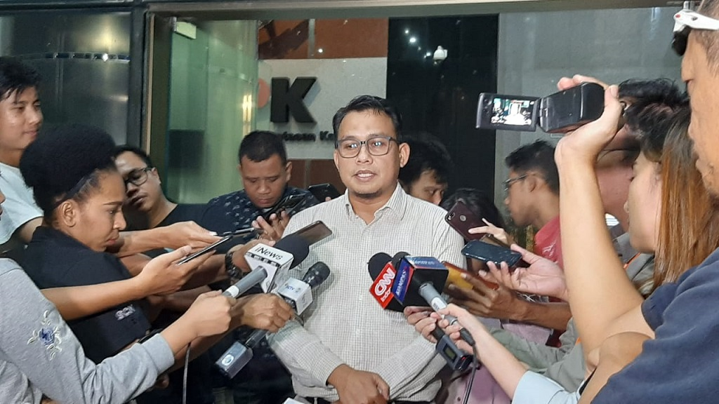 Kepala Bappeda Kabupaten Tulungagung Dipanggil KPK