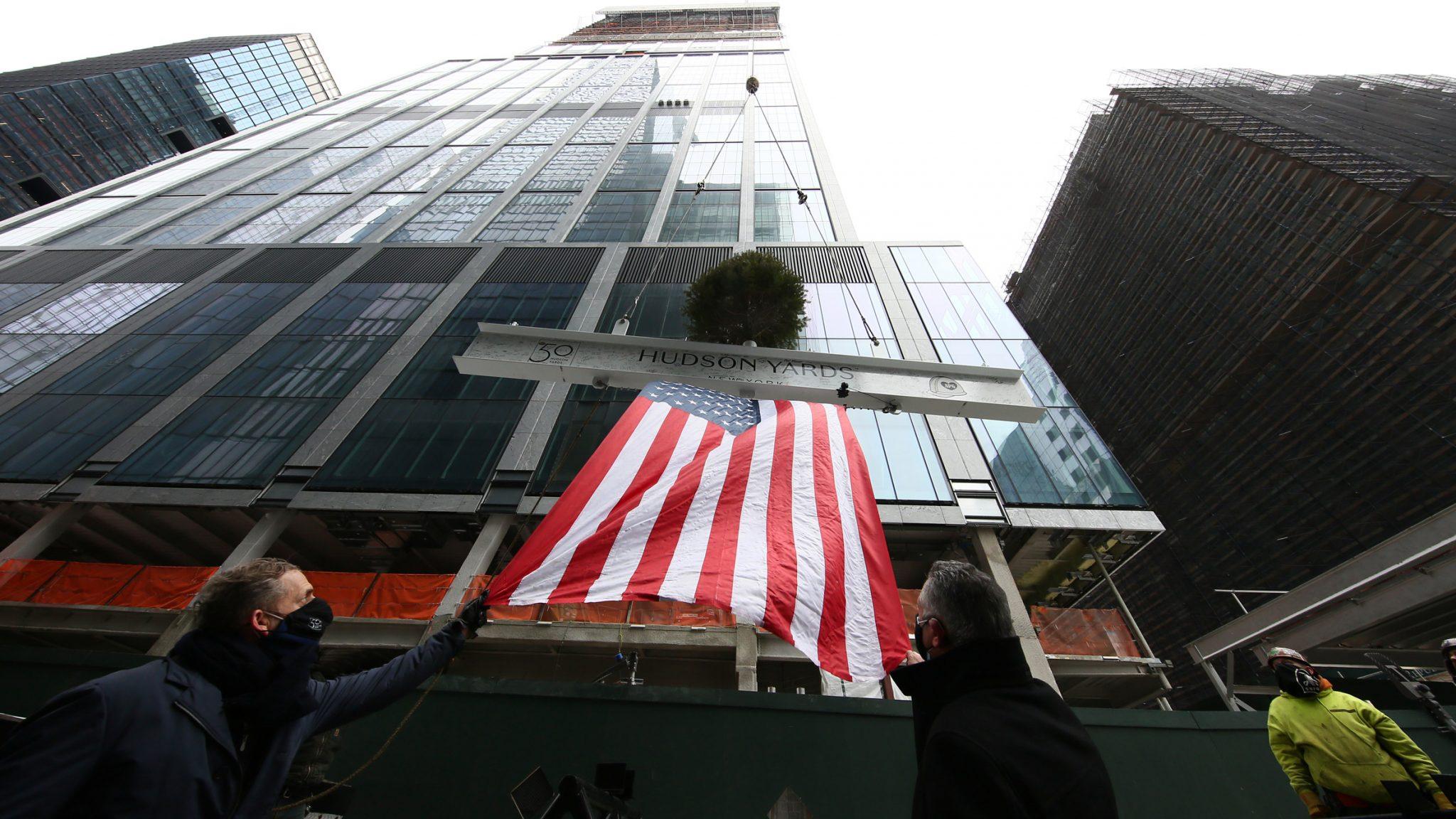 4 Gedung Kaca Jangkung bakal Hiasi Langit Amerika