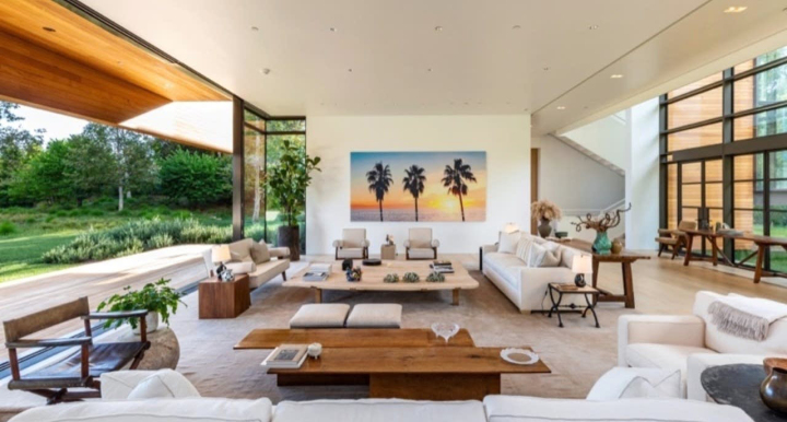 Miliarder David Geffen Cetak Rekor Pembelian Rumah