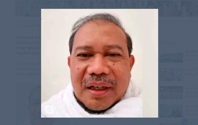 Cerita Jemaah Indonesia Bersyukur Terpilih Ikut Haji, Puji Layanan Arab Saudi