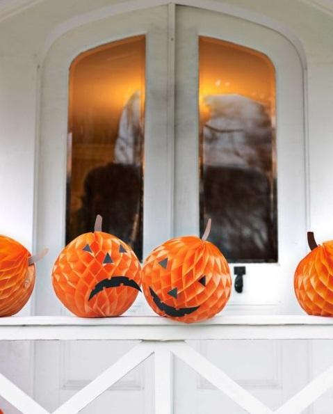 5 Dekorasi Halloween Mudah dan Murah