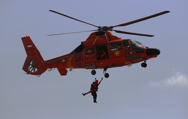 Mengenal Helikopter Basarnas yang Jatuh di Dieng