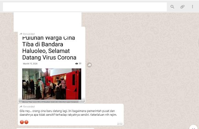 [Cek Fakta] Foto Penampakan Warga Tiongkok Masuk Indonesia di Tengah Isu Korona? Ini Faktanya