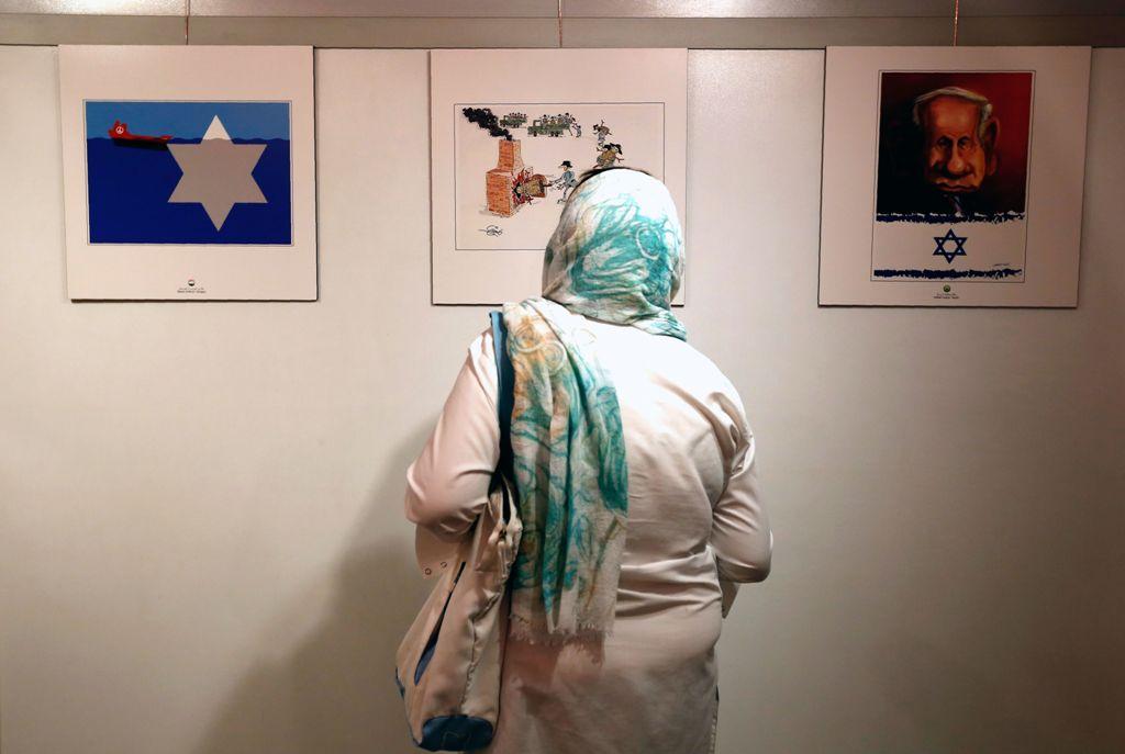PM Israel Kecam Kontes Kartun Holocaust di Iran