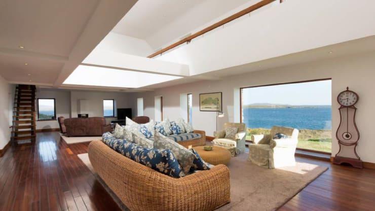 Pulau Pribadi Beserta Rumahnya Terjual Rp91,9 Miliar