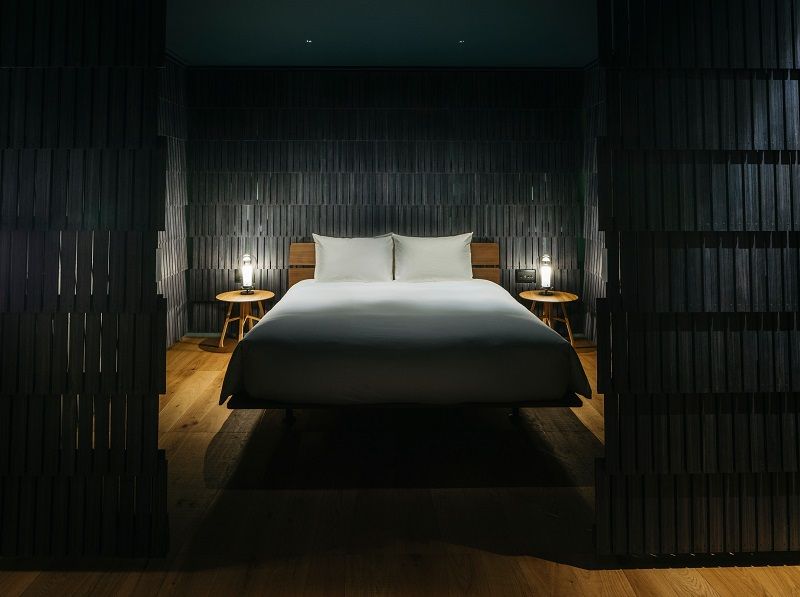 Unik, Hotel di Jepang Punya Atrium 'Hijau' Raksasa