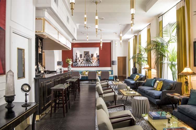 Pangeran Harry Menginap di Hotel Vilon, Mewah dan Bersejarah