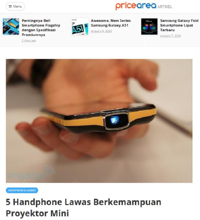 [Cek Fakta] Industri Gadget akan Bangkrut dan Digantikan dengan Teknologi Huawei? Ini Faktanya