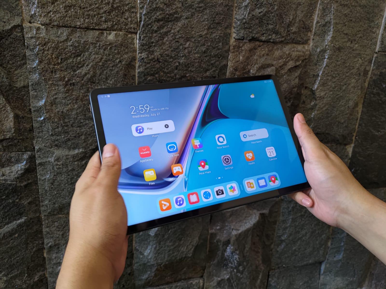 Review Huawei MatePad 11, Tablet Bertenaga Pendamping Kerja