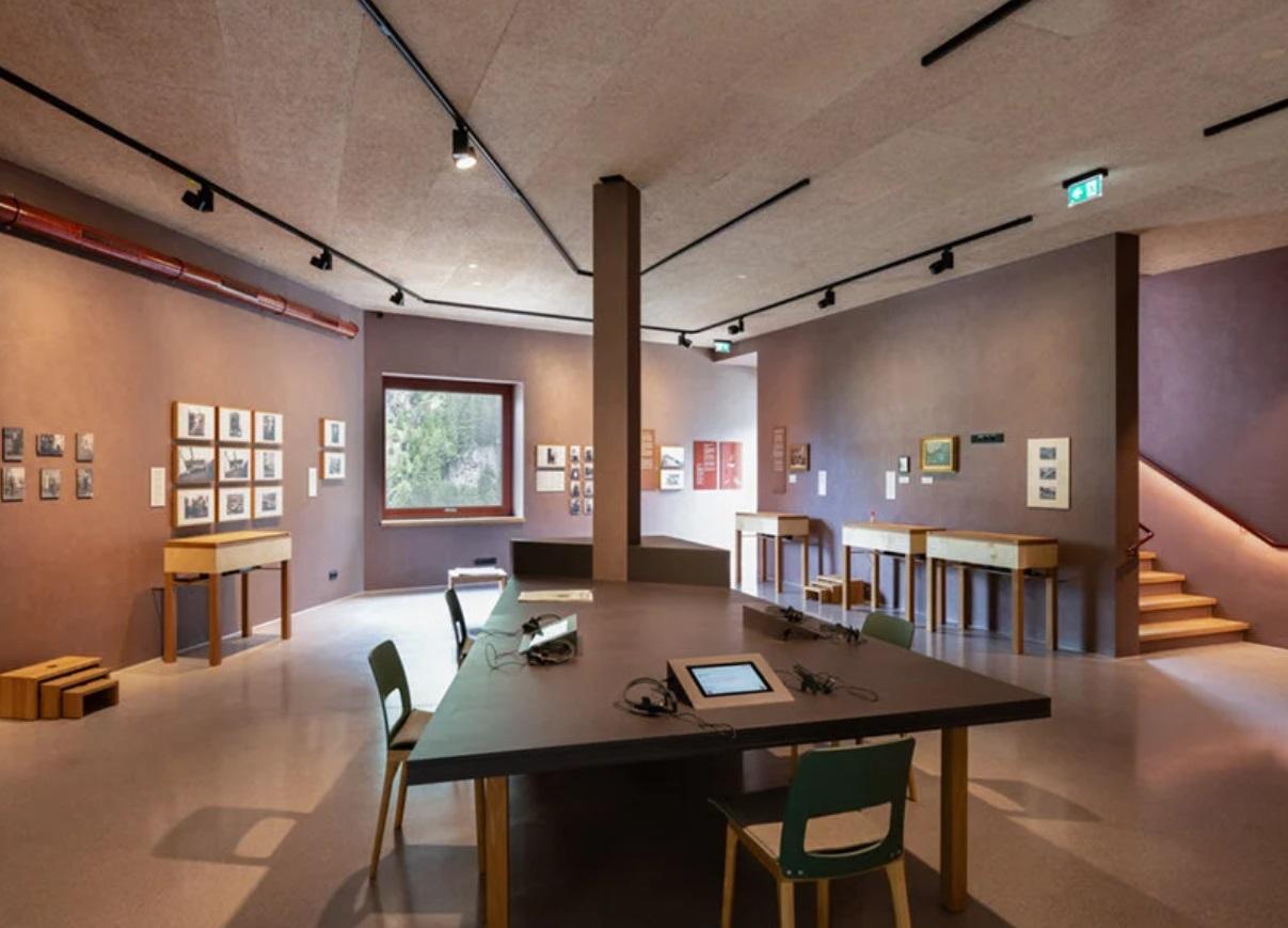 Austria Punya Museum yang Dibuat untuk Kambing