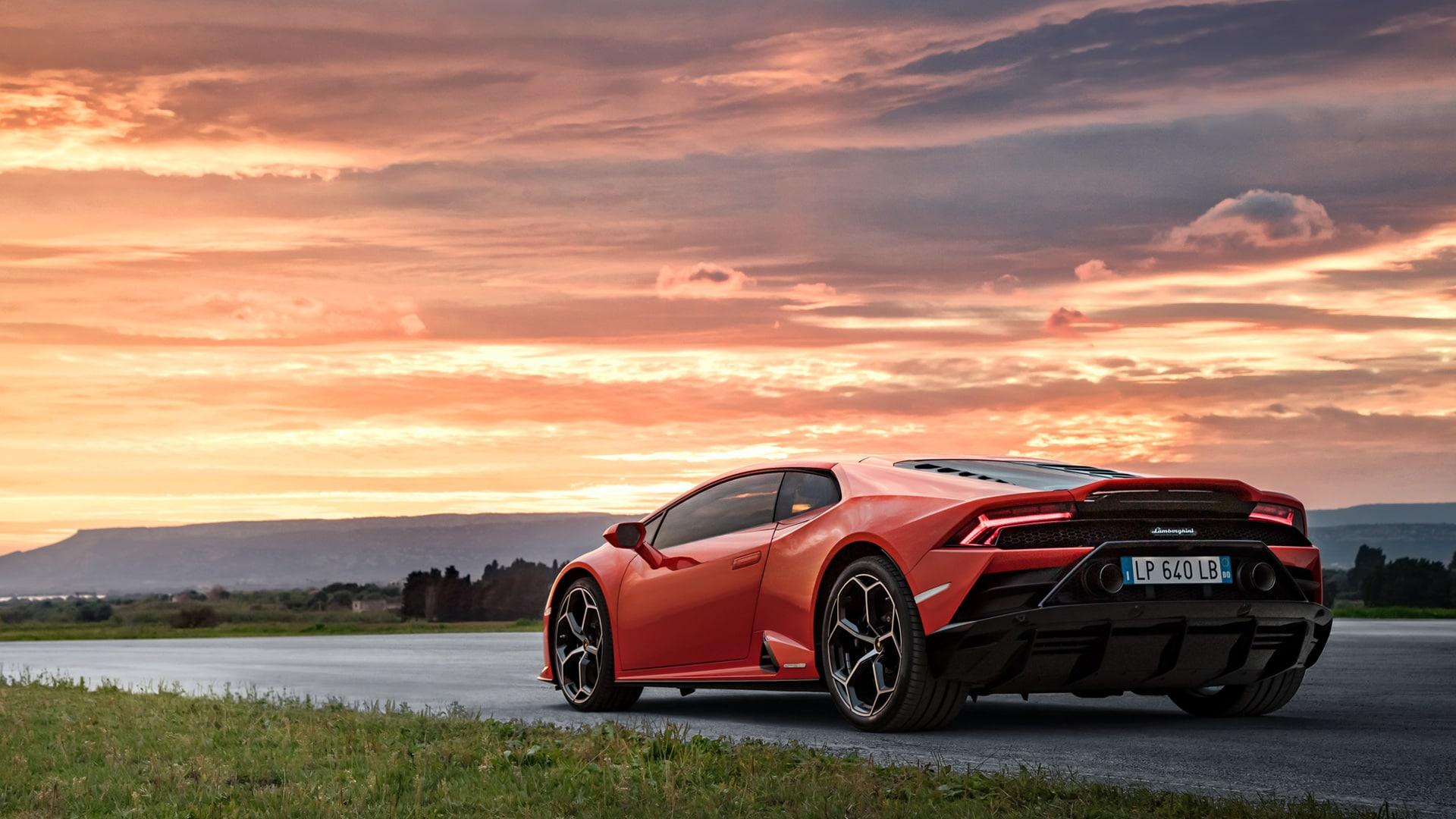 Lamborghini Huracan Evo Suguhkan Sistem Aerodinamis Terbaru