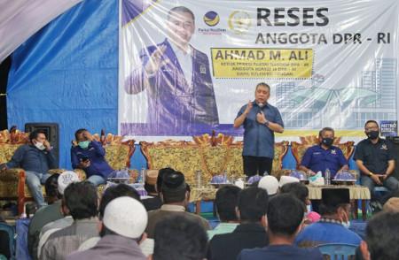 Marak Pengeboman Ikan di Sulteng, Ahmad Ali Pertanyakan Kesigapan Aparat