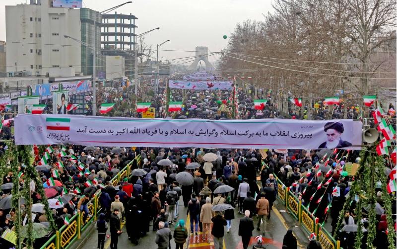 40 Tahun Revolusi Iran, Perjuangan Masih Terus Berjalan