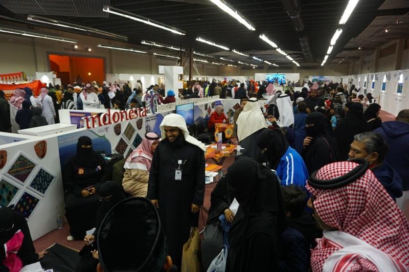 Penghargaan Indonesia dalam Festival Janadriyah di Arab Saudi