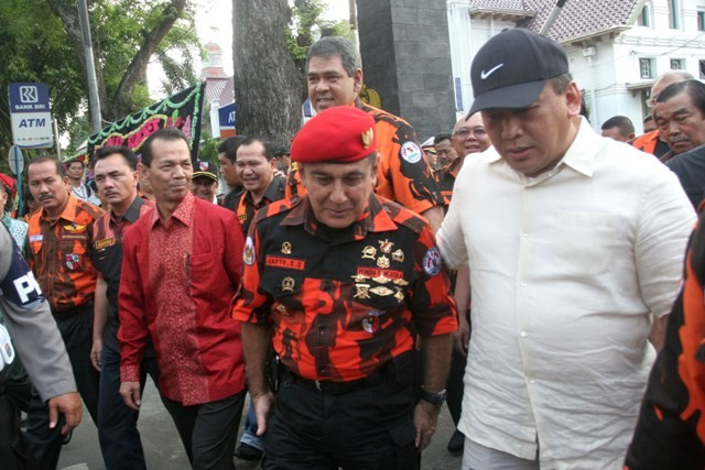 Kala Prabowo Ditinggal Sahabat