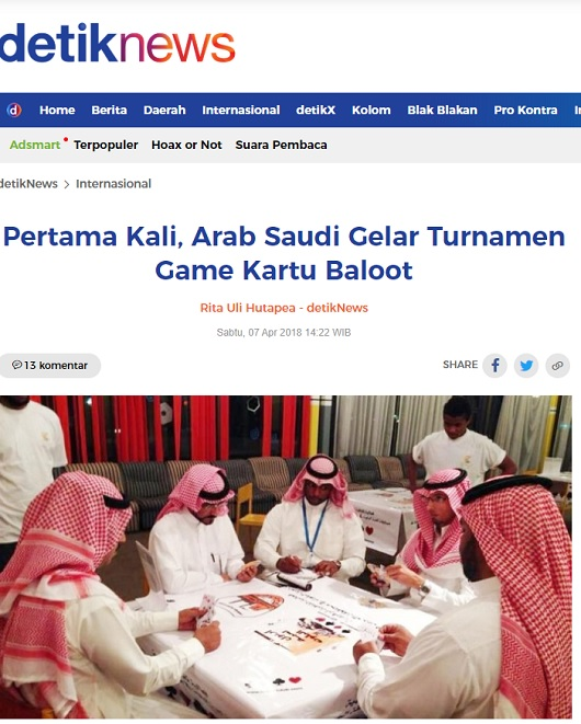 [Cek Fakta] Pusat Judi Terbesar Diresmikan di Jeddah, Arab Saudi? Ini Faktanya