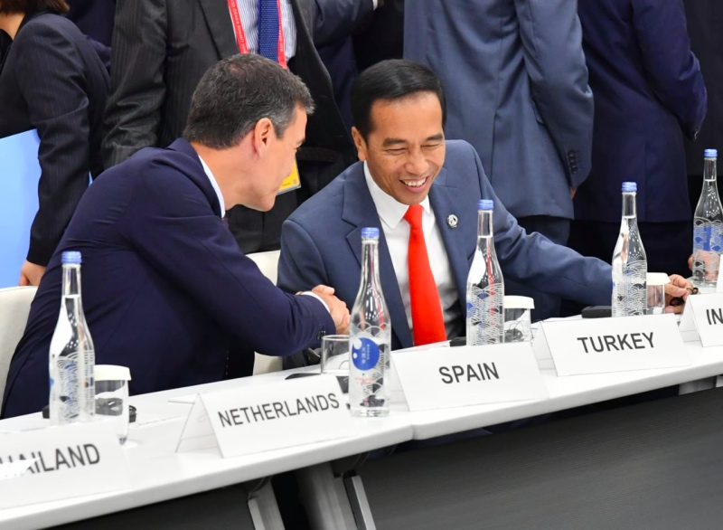Jokowi Banjir Ucapan Selamat di KTT G20