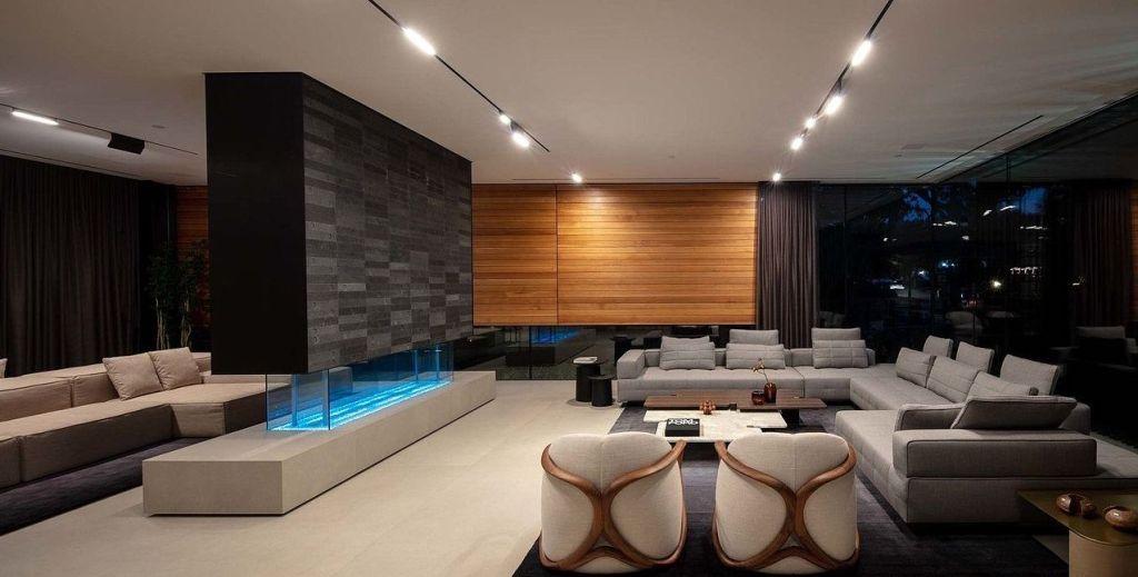 Intip Mewahnya Rumah Sewa John Legend dan Chrissy Teigen
