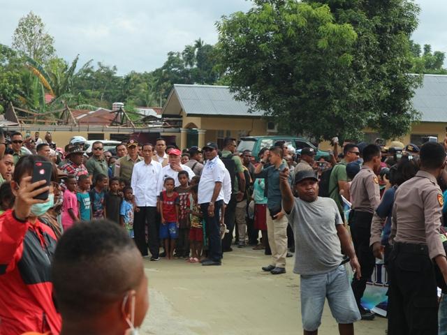 Pemprov Diminta Tentukan Wilayah Relokasi Korban Banjir Sentani