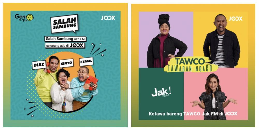 Kerja dari Rumah, Joox Gratiskan Akses Lagu Indonesia Tanpa VIP