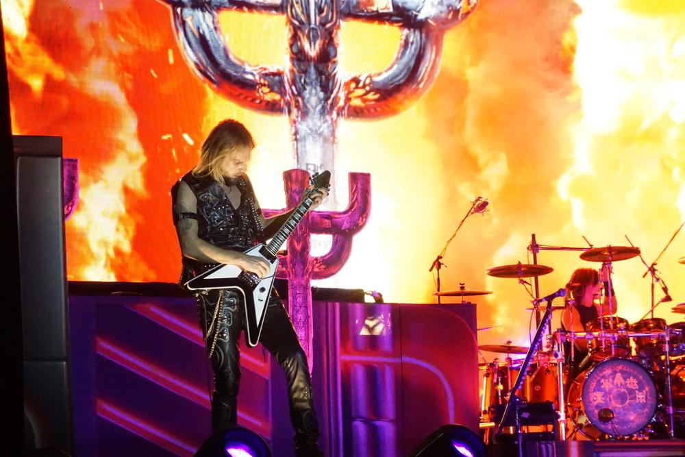 Konser Perdana Judas Priest di Jakarta yang Paripurna