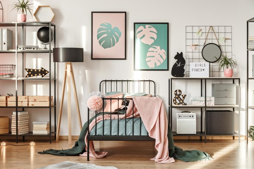 6 Pilihan Warna Kamar Bikin Tidur Lebih Nyenyak
