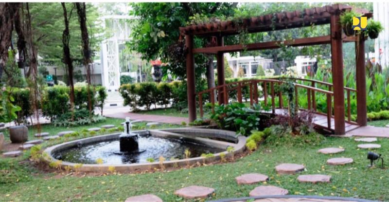 Menengok Konsep Kampus Hijau yang Dibangun Kementerian PUPR