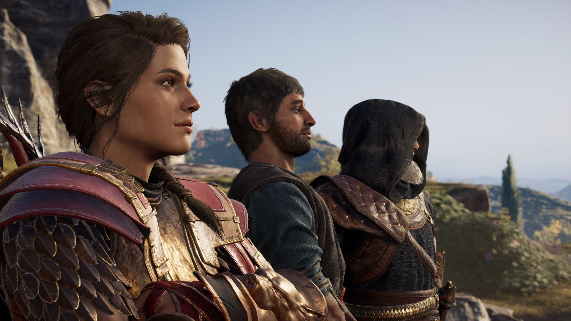 Assassins Creed Odyssey Shadow Heritage Kurang Seru Medcom Id