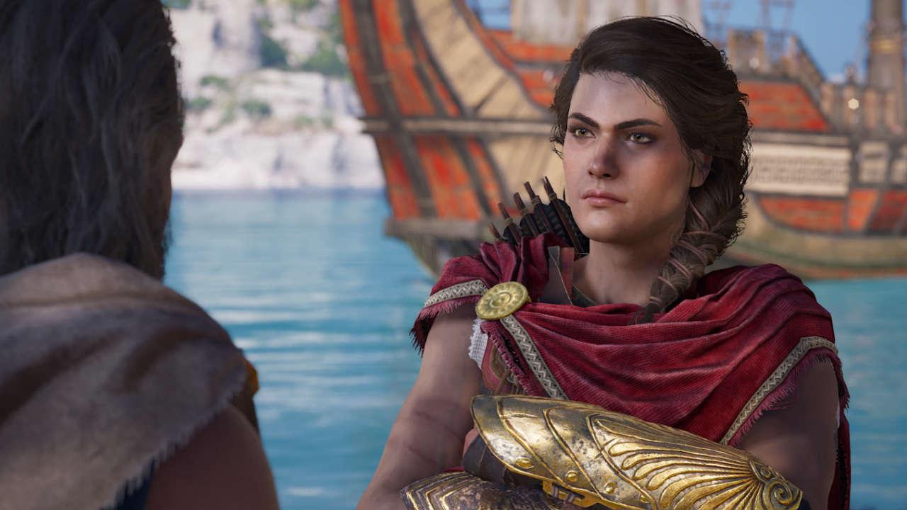 Assassin's Creed Odyssey, Kandidat Game Terbaik Tahun Ini