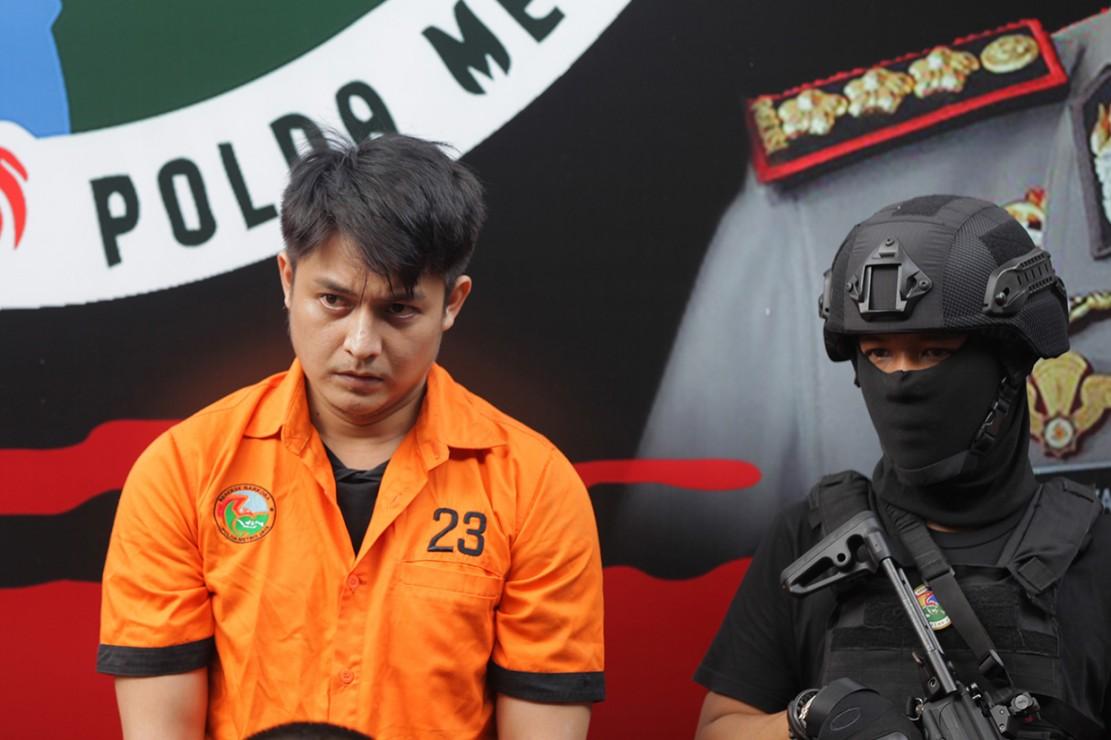 Polisi Endus Artis Lain Kasus Narkoba  Aulia Farhan