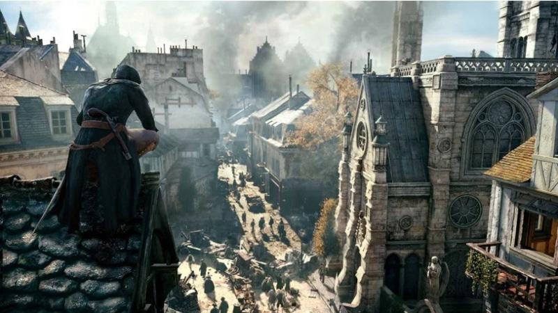 <i>Video Game</i> Bisa Jadi Acuan Renovasi Notre Dame