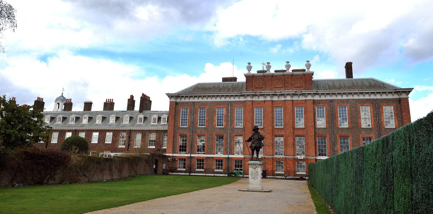 Istana Para Pangeran Inggris