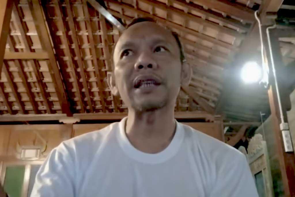 Sudjiwo Tedjo Kenang Pertemuan Terakhir dengan Ki Seno Nugroho