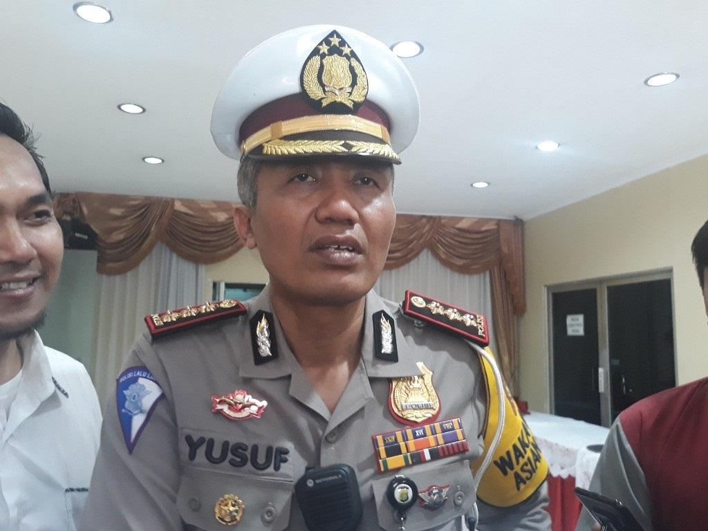 Dirlantas Polda Metro Jaya Naik Pangkat