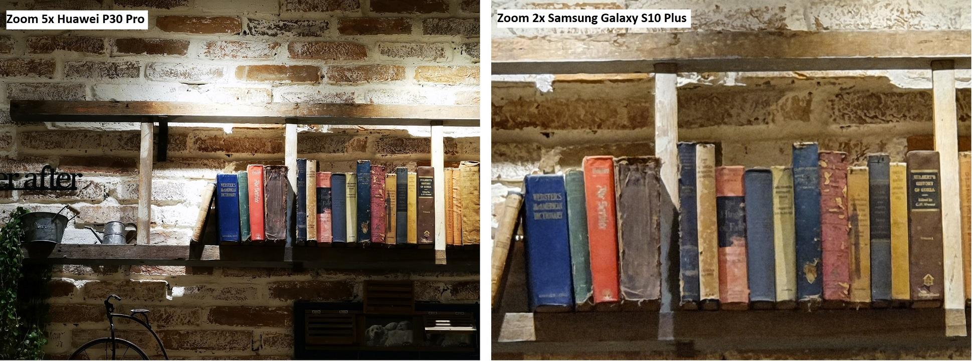 Adu Kemampuan Huawei P30 Pro dan Samsung Galaxy S10 Plus