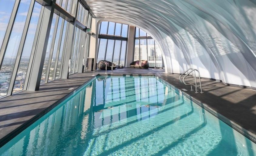 One Thousand Museum, Pertama dan Terakhir dari Zaha Hadid