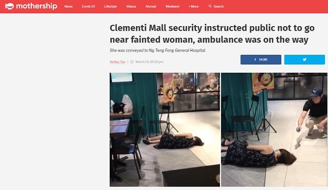 [Cek Fakta] Viral Video Seorang Wanita Pingsan di Restoran? Ini Faktanya