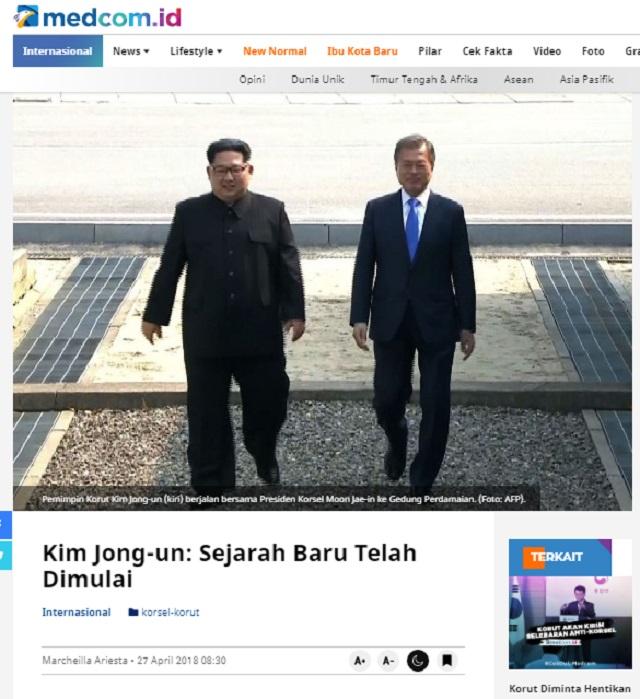 [Cek Fakta] Video Kim Jong-un Hukum Mati Koruptor di Korea Utara? Ini Faktanya