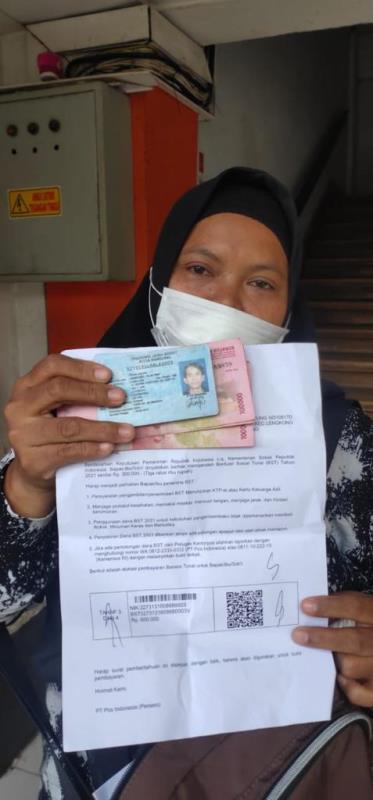 BST Masih Sangat Dibutuhkan, KPM: Pak Jokowi, Tolong Diperpanjang