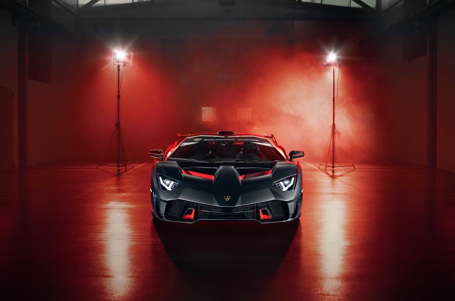 SC18, Lamborghini Paling Ganas dan Kencang